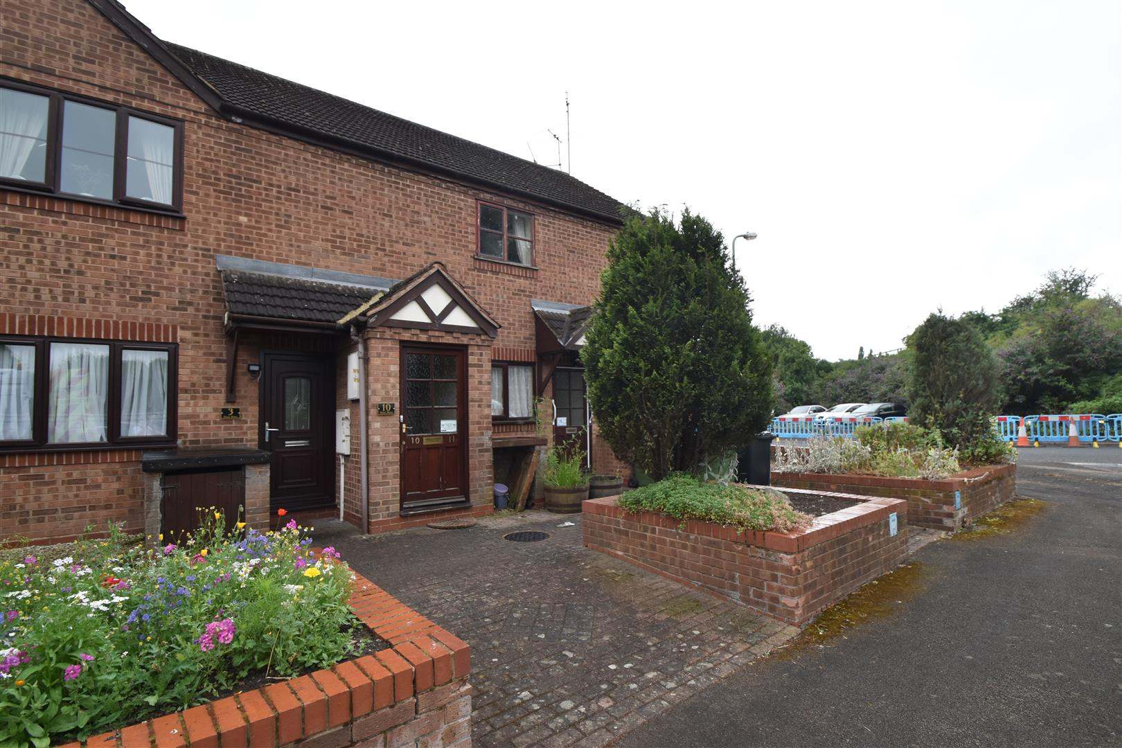 2 Bedrooms Flat for sale in Vines Mews, Droitwich